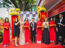 Á hoàng Lưu Lan Anh tiếp tục vai trò Đại sứ thương hiệu cho MC Fashion