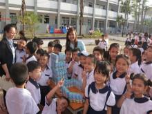Sữa cô gái Hà Lan tái khởi động chương trình giáo dục dinh dưỡng và phát triển thể lực