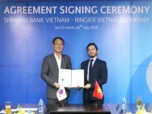 Ngân hàng Shinhan hợp tác với Muabannhadat.vn kết nối lợi ích