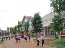 Đắk Lắk: Khánh thành trường học liên cấp lớn nhất Tây Nguyên