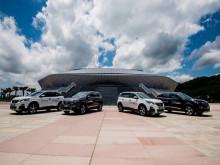 Tăng thời hạn bảo hành chính hãng 5 năm cho bộ đôi Peugeot 5008, 3008 All New