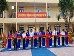 Doanh nhân làm cầu tặng thành phố, xây trường học giúp quê hương