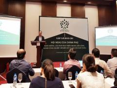 Lần đầu tiên Chính phủ đối thoại với doanh nghiệp ngành gỗ