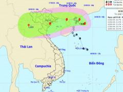 Chưa khắc phục xong hậu quả bão số 3, Bắc Bộ