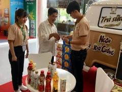 Tân Hiệp Phát đồng hành cùng triển lãm quốc tế Thực phẩm và Đồ uống lần thứ 22