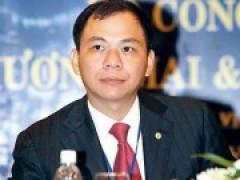 Bật mí kế hoạch chuyển hướng kinh doanh của tỷ phú Phạm Nhật Vượng