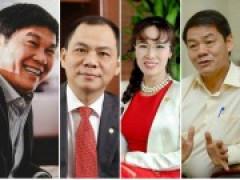 Hành trình xây dựng thương hiệu triệu đô của các tỷ phú Việt