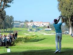 Vượt rào cản để trở thành một golfer chuyên nghiệp