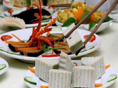 Thực phẩm chay hút khách