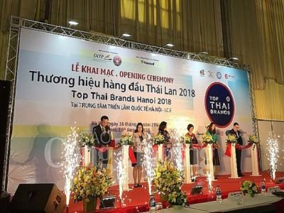 Củng cố mạng lưới hợp tác doanh nghiệp Việt Nam – Thái Lan