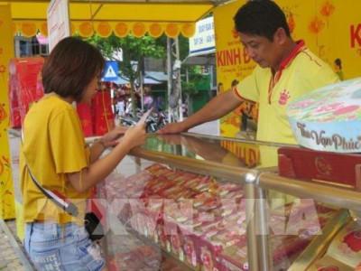 Bánh Trung Thu Việt xuất ngoại sang thị trường Mỹ