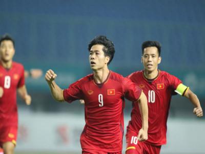 Tương quan lực lượng Olympic Việt Nam - Hàn Quốc