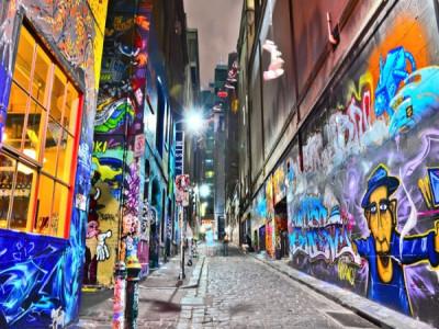 Graffiti: phá hoại công cộng hay sáng tạo nghệ thuật