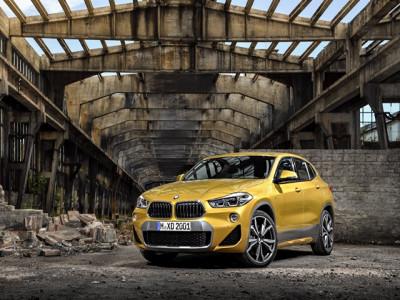 BMW X2 ra mắt lần đầu tiên tại Việt Nam vào tháng 9