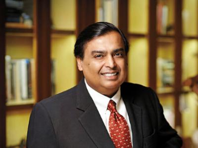 Tỷ phú Mukesh Ambani - Nguồn cảm hứng cho hàng triệu doanh nhân