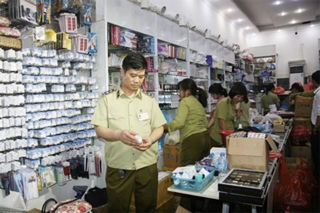 Bổ sung nhân lực tối đa kiểm soát doanh nghiệp dược phẩm, mỹ phẩm