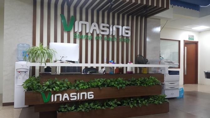 """Hà Nội: Trụ sở UBND phường Ô Chợ Dừa """"biến thành"""" địa chỉ Công ty CP TM&TT Vinasing?"""