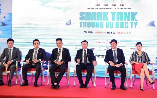 """Hơn 107 tỷ đồng rót vào """"Shark Tank Việt Nam"""" mùa 2"""