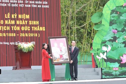 Chủ tịch Tôn Đức Thắng - người con kiên trung của Nam Bộ thành đồng