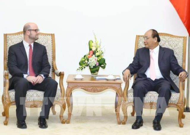 Doanh nghiệp Hoa Kỳ muốn đầu tư vào lĩnh vực kinh tế số tại Việt Nam
