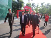 Trường Đại học Anh Quốc Việt Nam khánh thành khuôn viên - Cơ sở  Ecopark