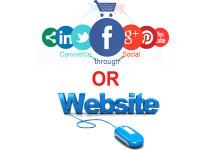 Vì sao doanh nghiệp cần website hơn là mạng xã hội?