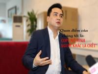 """Gặp gỡ CEO startup Việt vừa nhận khoản tài trợ từ Google: """"Copy người khác là chết!"""