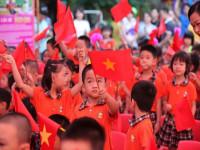 Gần 24 triệu học sinh, sinh viên hân hoan khai giảng năm học mới