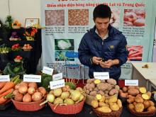 Cấm cửa 'nông sản lạ' vào chợ nông sản Đà Lạt