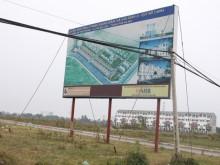 Dự án bất động sản Mê Linh: Bán rẻ vẫn không ai mua!