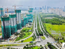 HoREA: Thị trường địa ốc sụt giảm
