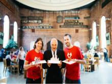 Sinh viên Harvard lập startup triệu USD vì bị