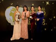 InterContinental Danang Sun Peninsula Resort được vinh danh ở nhiều hạng mục tại World Travel Awards
