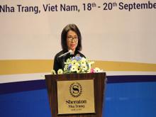 Thứ trưởng, Tổng Giám đốc BHXH Việt Nam - Nguyễn Thị Minh nhận chức Chủ tịch ASSA nhiệm kỳ 2018-2019
