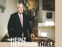 Heinz Hermann Thiele  - Tỷ phú luôn ám ảnh bởi công việc
