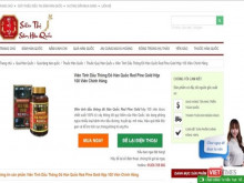 Cục An toàn thực phẩm tiếp tục cảnh báo về những website vi phạm quảng cáo thực phẩm bảo vệ sức khỏe