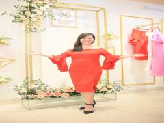 Doanh nhân Nguyễn Thị Thủy lộng lẫy trong buổi ra mắt thương hiệu Megan Jane tại Hà Nội