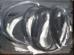 Triển lãm 'Vòng xoáy của sự im lặng'