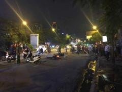 Hà Nội: Khởi tố vụ thanh sắt rơi từ tầng 16 đè chết cô gái trẻ