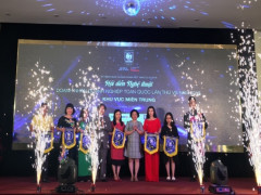 Khai mạc Hội diễn nghệ thuật Doanh nhân - Doanh nghiệp khu vực miền Trung