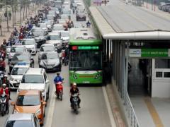 Dự án buýt nhanh BRT Hà Nội: Lãng phí ngân sách, nhà thầu hưởng lợi