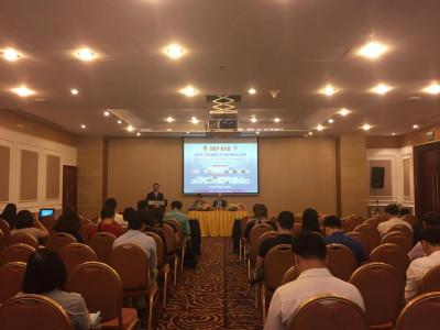Triển lãm Quốc tế VIETBUILD tại TP.Hồ Chí Minh đã thu hút hơn 2500 gian hàng