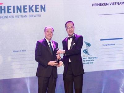 Phát triển nhân sự là ưu tiên hàng đầu tại Heineken