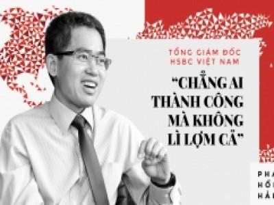Tổng giám đốc HSBC Việt Nam: