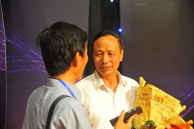 Phó Chủ tịch HH Doanh nghiệp tỉnh Hà Giang: Hội diễn là sân chơi thiết thực cho doanh nhân