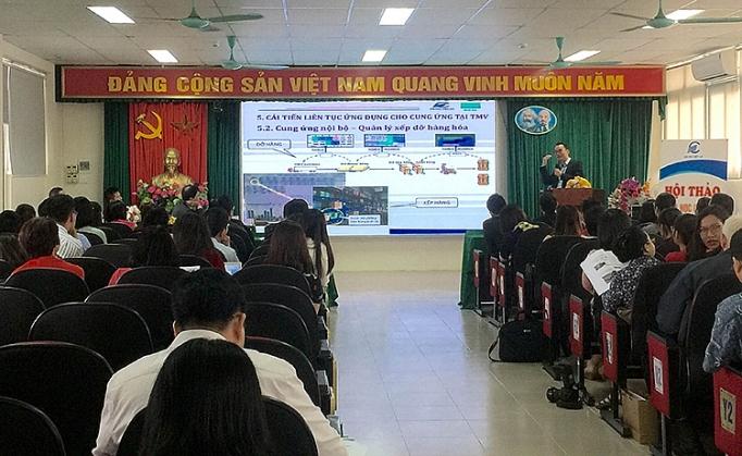 Đổi mới sáng tạo, nâng cao năng lực cạnh tranh của doanh nghiệp Việt Nam