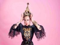 Nữ hoàng văn hóa Tâm linh Phạm Nữ Hiền Ngân giao lưu văn hóa tại Paris
