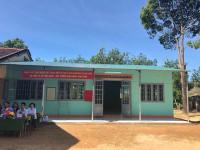 Công ty cổ phần Nước – Môi trường Bình Dương Biwase:Tặng nhà ăn học sinh trường tiểu học Lý Tự Trọng