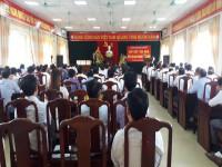 Huyện Hoằng Hóa (Thanh Hóa): Tọa đàm kỷ niệm ngày Doanh nhân Việt Nam