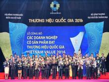 """Thương hiệu Việt Nam """"thăng hạng"""": Sức mạnh từ sự đồng thuận"""
